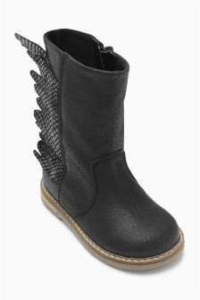 Wings Boots (Younger Girls)