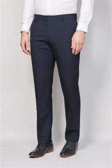 Birdseye Slim Fit Trousers