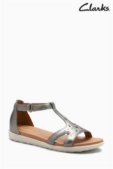 Clarks Un Reisel Jewel T-Bar Sandal