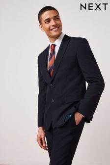 Navy Suit: Jacket