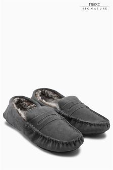 Luxury Saddle Moccasin