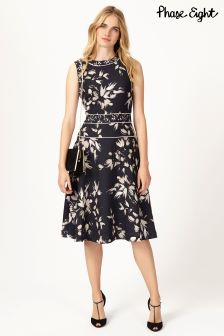Phase Eight Black Darby Dress