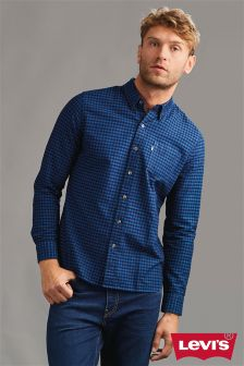 Levi's Check Sunset One Pocket Shirt