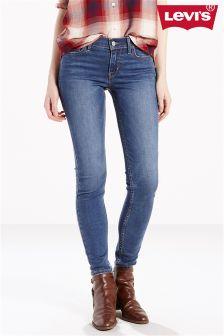 Levi's® Innovation Super Skinny Darling Blue Jean