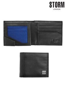 Storm Leather Wallet