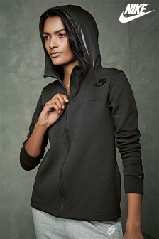 Nike Black Fleece Hoody