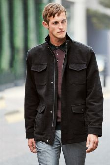 Mens Coats & Jackets | Designer Mens Coats and Jackets | Next UK
