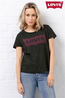 Levi's® Black Boyfriend Bagwing T-Shirt