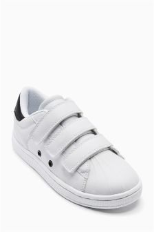 Triple Strap Trainers (Older Boys)