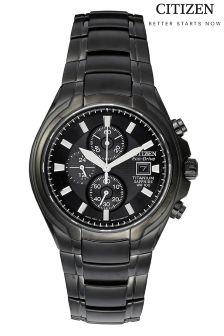 Black Citizen Eco Drive® Watch
