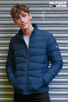 Hilfiger Navy Down Jacket