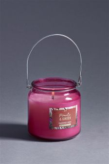 Pomelo And Ginger Lantern Candle
