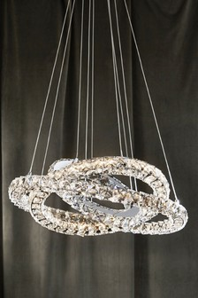 Coronas LED Ring 5 Light Pendant