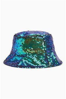 Sequin Hat (Older Girls)