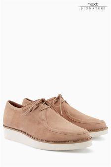 Signature Desert Lace-Up Shoes