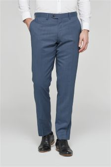 Signature Tailored Suit: Trousers