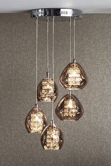 Bella 5 Light Cluster Pendant