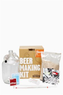 Brooklyn Brewshop Beer Making Kit IPA