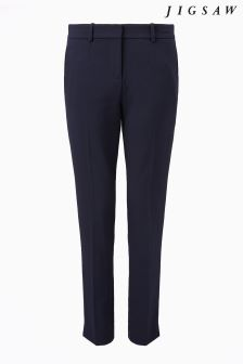 Jigsaw Paris Slim Fit Tapered Trouser