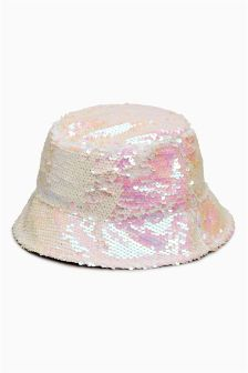 Sequin Hat (Older Girls)