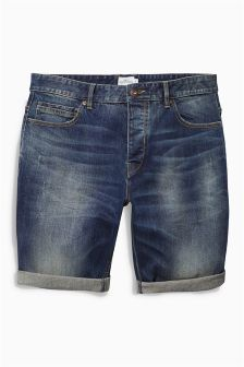 Premium Denim Shorts
