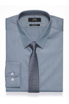 Tonic Shirt And Tie Set