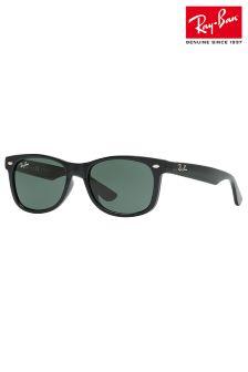 Black Ray-Ban® Childrens Sunglasses