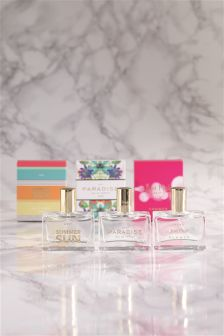 Summer Fragrance Wardrobe