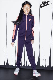 Nike Purple Tracksuit