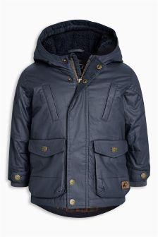 Waxy Jacket (3mths-6yrs)