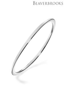 Beaverbrooks Silver Bangle