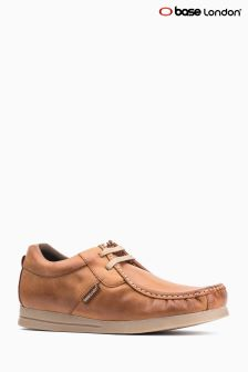 Base London Crazy Tan Storm Shoe