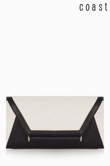 Coast Mono Clutch Bag