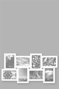 8 Aperture Frame
