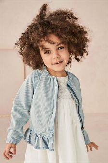 Stripe Denim Jacket (3mths-6yrs)