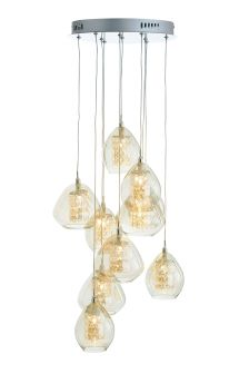 Bella 10 Light Cluster Pendant