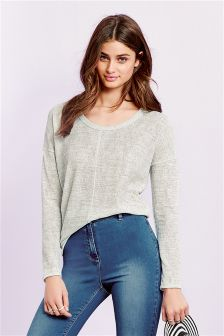 Knit Look Top