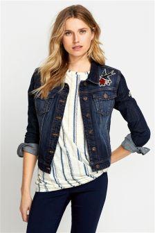 Badged Jacket