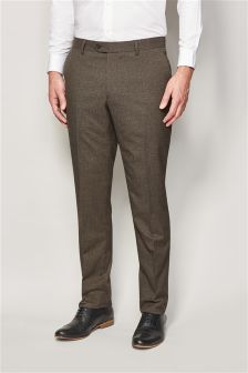 Puppytooth Trousers