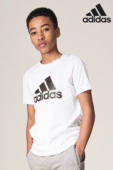 adidas White Essentials T-Shirt