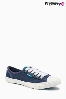Superdry Navy Low Pro Sneaker