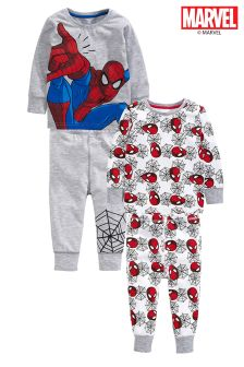 Spider-Man® Pyjamas Two Pack (9mths-8yrs)