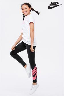 Nike Black/Pink Legasee Legging