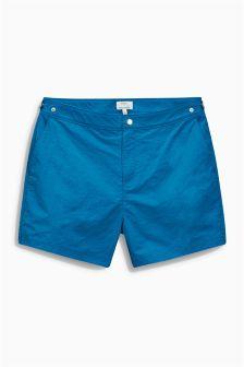 Adjustable Waist Swim Shorts