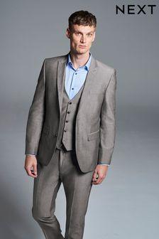 Light Grey Suit: Jacket