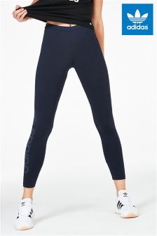 adidas Originals Navy Linear Legging