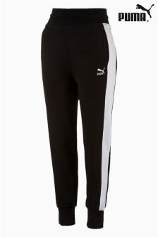 Puma® Sport Black Archive Logo Sweat Pant