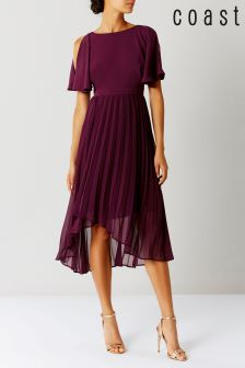 Coast Wine Hermonie Dress