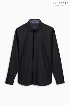 Ted Baker Black Henree Shirt