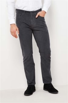 Five Pocket Cord Trousers